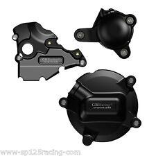 HONDA NSF250R NX7 MOTO3 GB Racing ENGINE COVER CRASH PROTECTORS