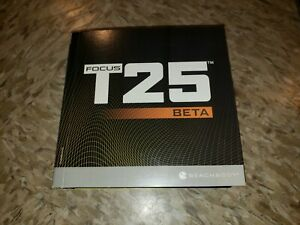 Focus T25 Get It Done DVD Set - Alpha + Beta Workout 9 Discs *