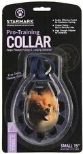 "New listing Starmark Small Pro Behavior Training Pinch Collar 15"" Adjustable Quick Release"