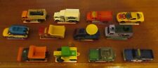 12 - Matchbox Across America 50th Birthday great Condition Cars & Plates
