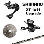 Shimano Deore XT M8000 11-fach Gruppo 1x11 Upgrade senza Pedivella