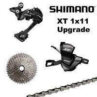 Shimano Deore XT M8000 11-fach Grupo 1x11 Upgrade sin Manivela