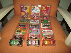 RCCA/Action 1:64 Terry & Bobby Labonte 12 car mix for $12