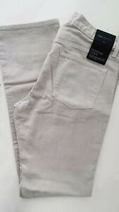 J BRAND Kane NEW Straight COTTON LINEN Men's Jeans Size 32 RRP $340 *SMALL STAIN