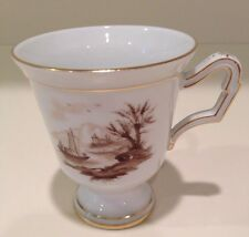 Hochst-Hand-Painted Porcelain Cup Made in Germany New