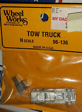 N Scale Micro Engineering Tow Truck 96-136 NIB