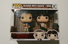 Funko Pop Stranger Things pack Eleven Mike MINT 10/10