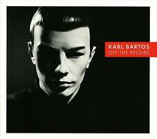 Off The Record von Karl Bartos (2013), Neu OVP, CD