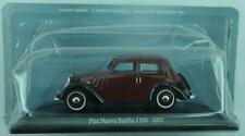 FIAT 1100 NOUVA BALILLA 1937 1/43 HACHETTE - NOREV