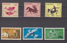 SPAIN - IFNI - COMPLETE MNH YEAR 1968 EDIFIL 233/38