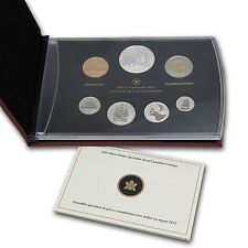2013 Canada Silver Dollar Specimen Set - 100th Anniversary of Arctic Expedition