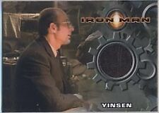 IRON MAN MOVIE COSTUME INSERT SHAUN TOUB YINSEN BLAZER