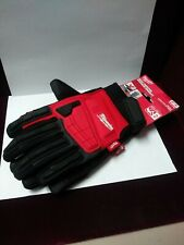 Brand New Milwaukee Impact Demolition Gloves -10'  X-Large