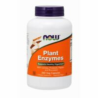 Plant Enzyme 240 Vcaps  by Now Foods
