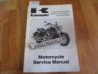 2009 Kawasaki Vulcan 1700 VN1700 Classic LT Service Manual OEM
