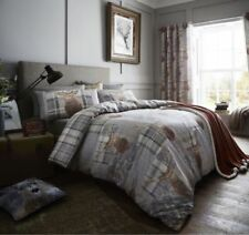 Catherine Lansfield Tartan Country Bedding Sets & Duvet Covers