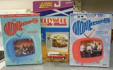 The Monkees Season 1 (DVD 2011 6-Disc) + The MONKEES SEASON 2 + RARE DIECAST CAR