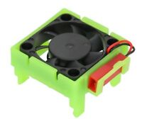 Powerhobby Cooling Fan FOR Traxxas Velineon VXL-3 ESC Green