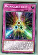 Yu-GI-OH Unendliches Licht Secret Rare BLRR-DE029 NEU!