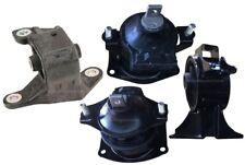 9R3551 4pc Motor Mounts fit 2010 - 2013 Acura MDX 3.7L Engine FWD AWD SUV Trans