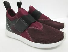 WeSC superlative Company NON stringato basse in Rosso Port Sneaker plso02 - 10