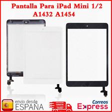 Pantalla Tactil Para iPad Mini 1/2 Táctil Digitalizador Touch Screen + Buton IC