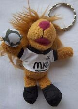 Orig.mascot   World Cup GERMANY 2006 - GOLEO / 11 cm - McDonalds Edt.  !!  RARE
