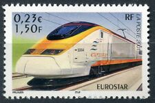 STAMP / TIMBRE FRANCE NEUF N° 3405 ** CHEMIN DE FER / TRAIN / EUROSTAR