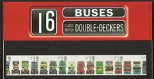 GB Presentation Pack 323 2001 DOUBLE DECKER BUSES 10% off any 5+