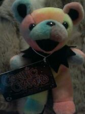 Grateful Dead Cosmic Charlie Plush Beanie Bear (H2)