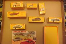 Atlas / Dinky Toys small collection of mint boxed cars