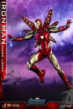 "12"" Hot Toys Iron Man Mark LXXXV MK85 Figures 1/6th Avengers:Endgame MMS528D30"