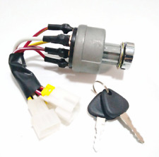 14526158 14529152 Ignition Switch With 2 Keys 777 For Volvo Excavator EC140