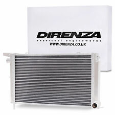 DIRENZA FORD ESCORT RS TURBO SERIES 2 HIGH FLOW ALLOY ALUMINIUM RACE RADIATOR