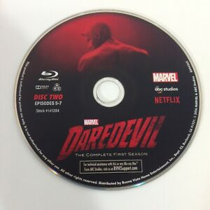 Daredevil - Season 1 - Disc 2 - Blu Ray Disc Only - Replacement Disc