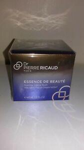 Pierre Ricaud essence de beauté sublime crème nuit 40ml neuve sous blister