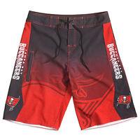 NFL Football Men's Gradient Print Board Shorts Beach Swimsuit - Pick Team