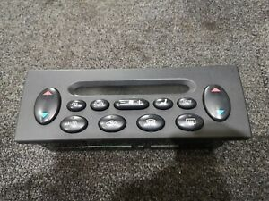 ROVER 75 MG ZT HEATER CLIMATE CONTROL UNIT JFC101785