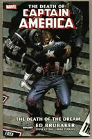 GN/TPB Captain America Death Of Captain America Vol 1 collected vf+ 8.5 1st