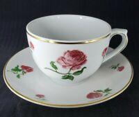 Ralph Lauren Tea cup & Saucer 1995 Portuguese China Excellent Piece