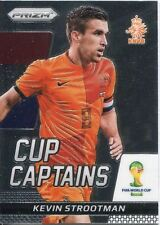Panini Prizm World Cup 2014 Cup Captains 17 Kevin Strootman