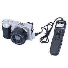 Neewer DSLR Camera Digital Timer Remote Control Shutter Release f Sony A7 A6000