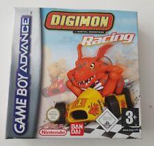 DIGIMON RACING  - Nintendo Game Boy Advance GBA Excellent etat