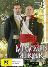 Midsomer Murders : Season 19 : Part 2 (DVD, 2017, 2-Disc Set)