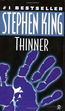 Thinner (Signet) by Stephen King, Good Book
