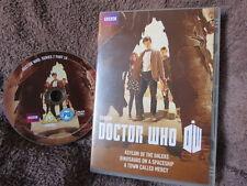 Doctor Who une ville Appelé mercy,asylum of the daleks,dinosaures
