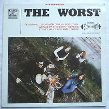 THE WORST - Same (Sleepy town; The DT's; ...) - frz. LP