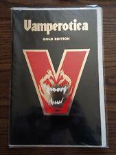 Vamperotica #1 Gold Edition Brainstorm