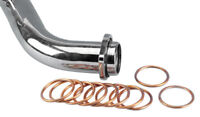 Copper Crush Ring Exhaust Port Gaskets 10pk James Gasket  65324-83-CG