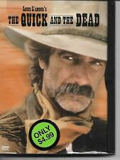 Louis L'Amour's The Quick and the Dead! DVD! New! Sam Elliot! Traditional Wester